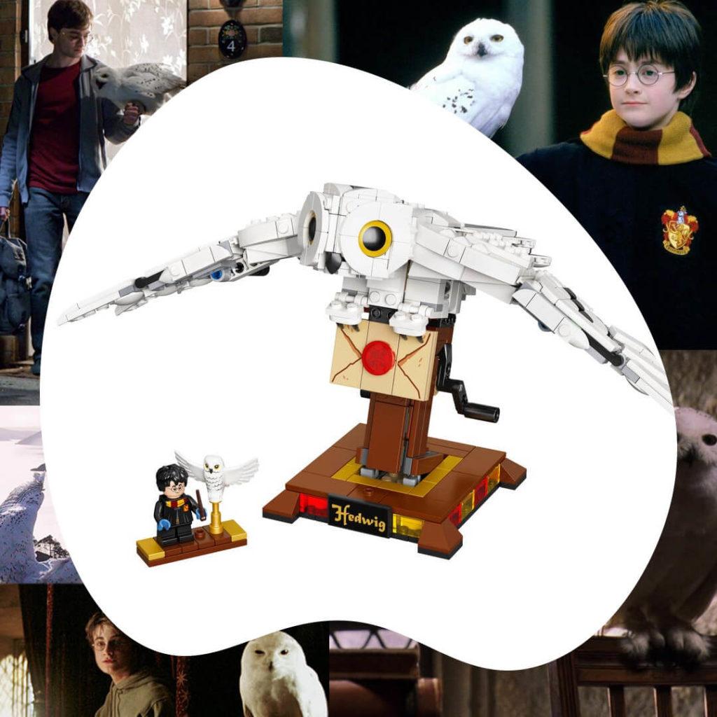 Harry Potter Hedwig Lego