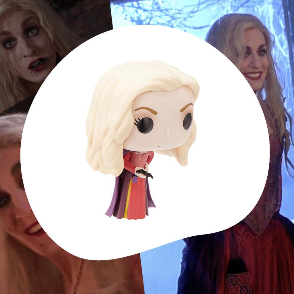El retorno de las Brujas Sarah