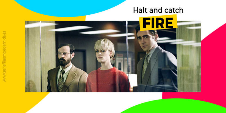 Halt and catch fire (primera temporada)
