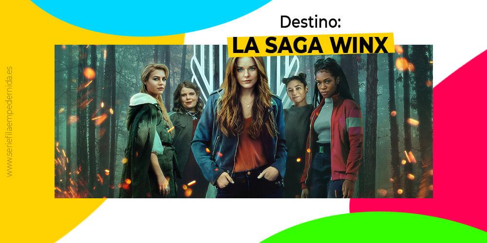Imagen destacada de Destino: La saga Winx