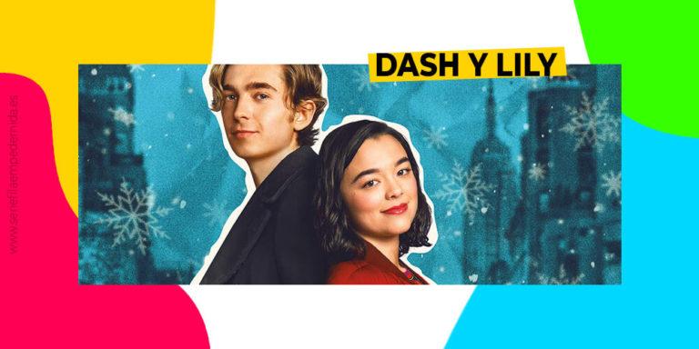 Dash y Lily, una historia de amor navideña