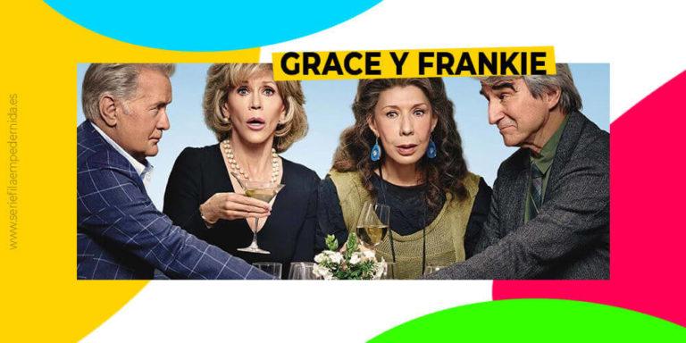 Grace y Frankie, vida sexual en la tercera edad