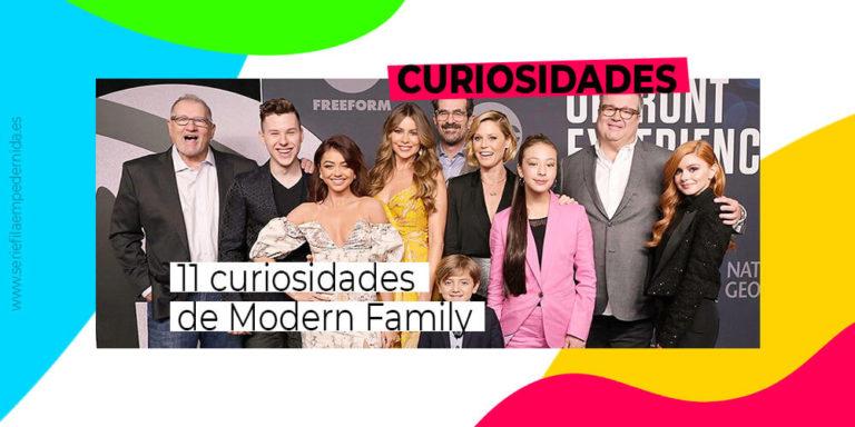 Modern Family, 11 curiosidades que no sabías