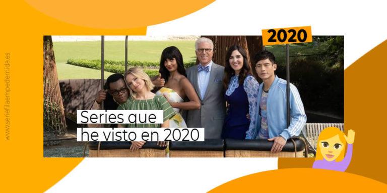 Series vistas en 2020