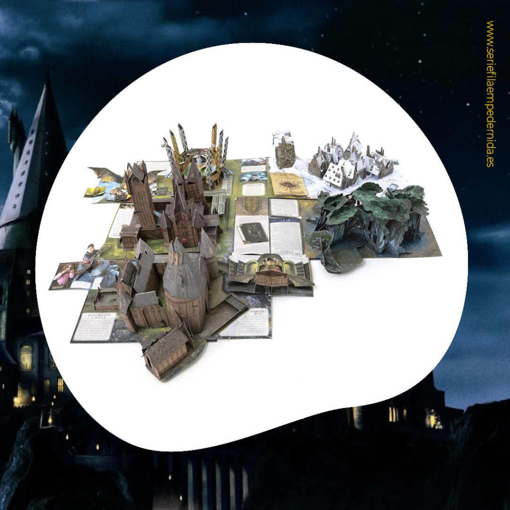 Edición POP-UP: Hogwarts