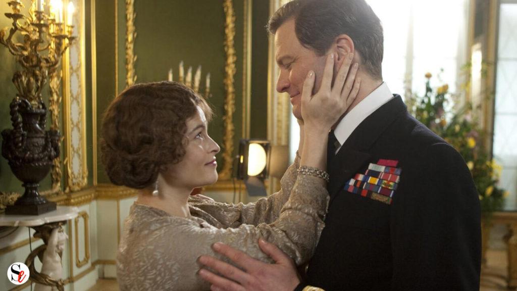 Bertie e Isabel en El discurso del rey