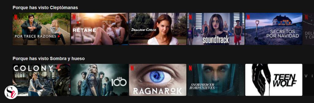 Porque has visto... Netflix