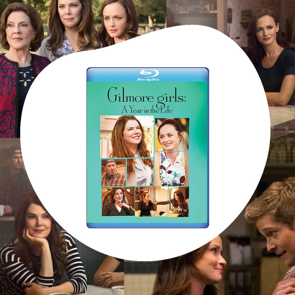 Las cuatro estaciones de Las chicas Gilmore