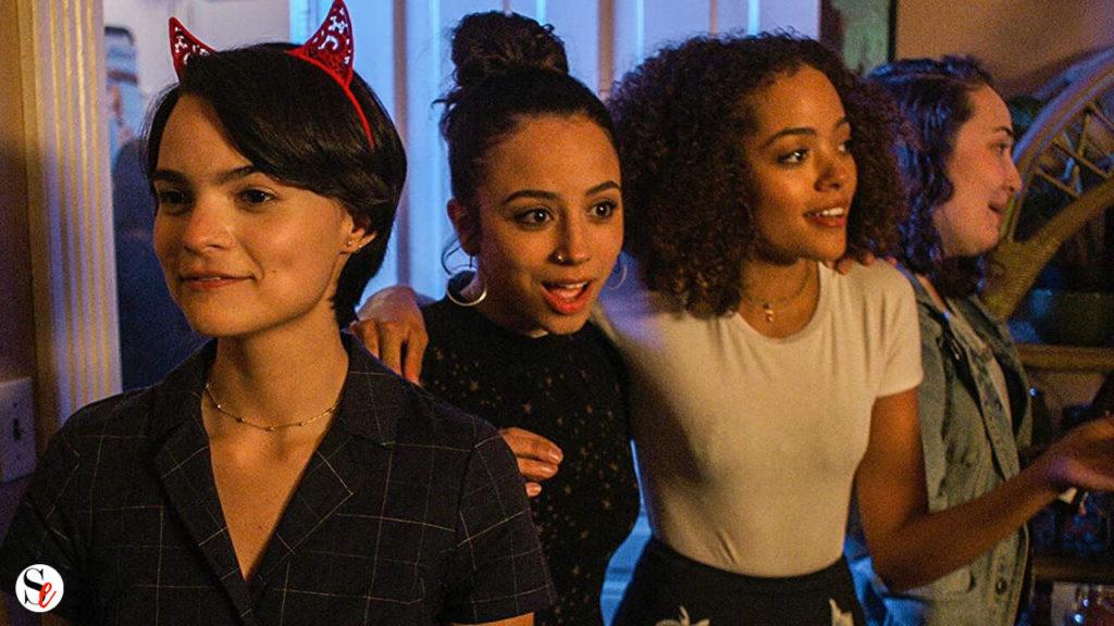Elodie, Moe y Tabitha