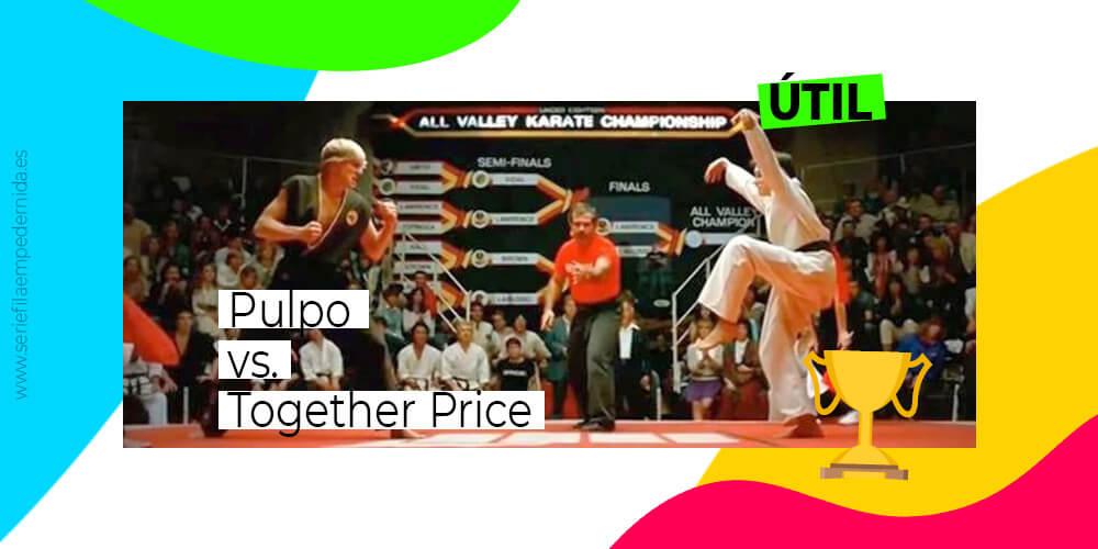Pulpo vs Together price